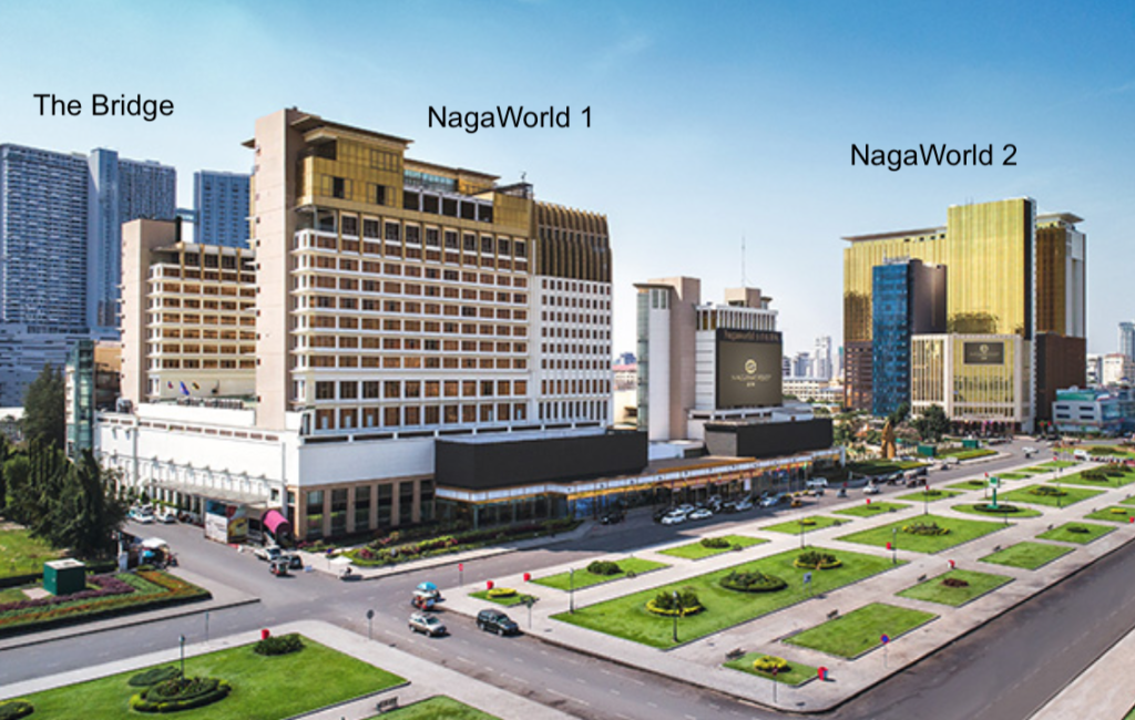 NagaWorld casino 1 & 2