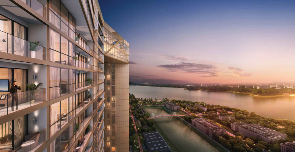 the peak cambodia residences
